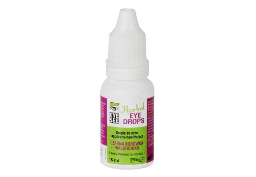Herbal Eye Drops 15 ml