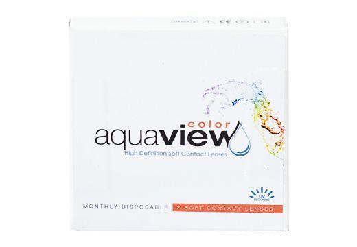 AquaView Color 6 szt. - zerówki