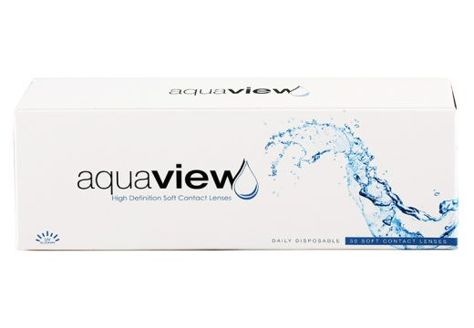 AquaView Daily 90 szt.