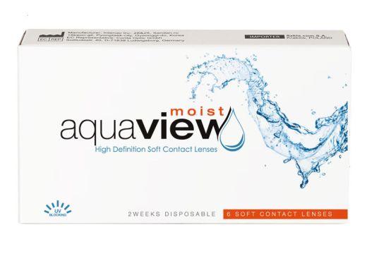 Zestaw startowy AquaView Moist 2 weeks 1 szt.
