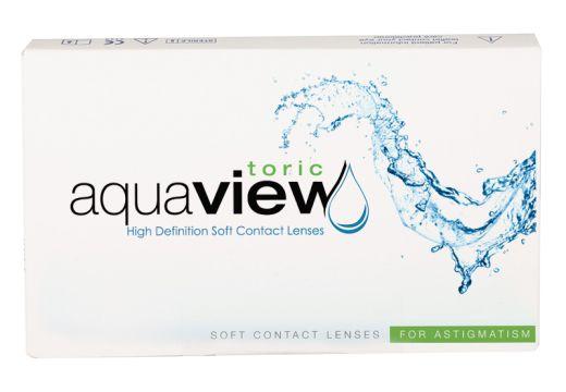 AquaView Toric 6 szt.