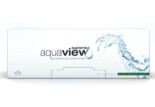AquaView Daily Supreme 180 szt.