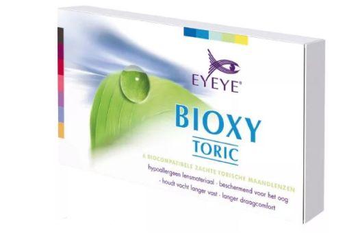 Eyeye Bioxy Toric 6 szt.