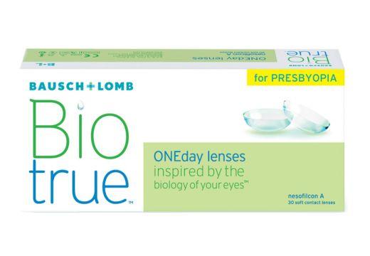 Biotrue ONEday for Presbyopia 30 szt.