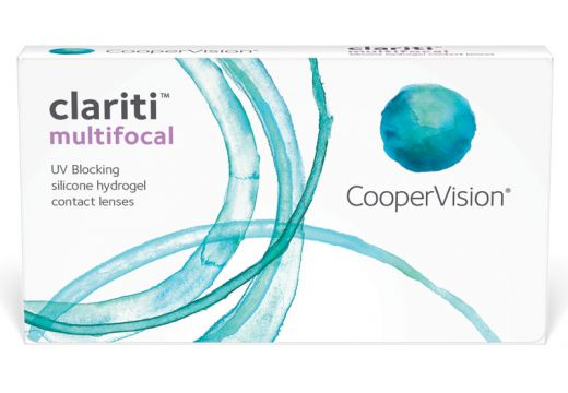 Clariti Multifocal 3 szt.