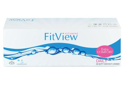 Zestaw startowy FitView Vitamine Daily 10 szt. - NOWOŚĆ