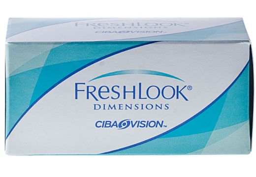 FreshLook Dimensions 2 szt. 0,00
