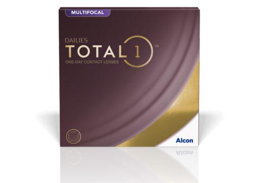 Dailies Total 1 Multifocal 90 szt.